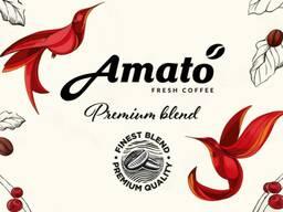 Кофе Amato: Моносорта
