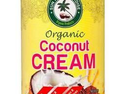 Кокосовые сливки 20-24% Organic (400 мл) Sun Rich Paradise