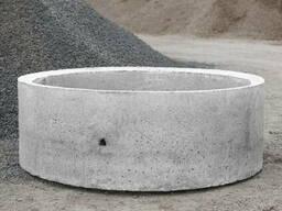 Кольцо стеновое КС20. 9 П