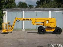 Коленчатый подъемник Haulotte HA 18PX. Продажа