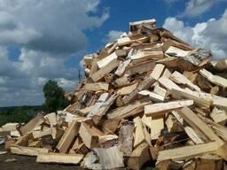 Колотые дрова Минск