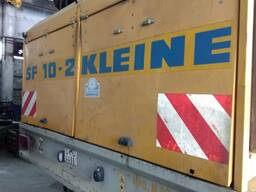 Комбайн свеклоуборочный Кляйн 2005 г. в. с документами. В рабочем состоянии. Спереди БМ тр