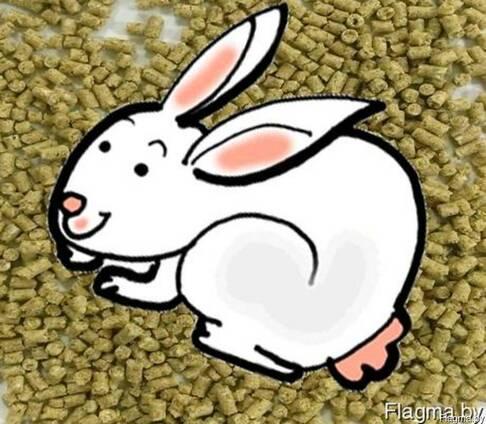 Комбикорм для кроликов КК-92-1