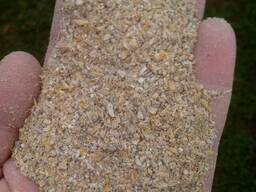 Комбикорм(ячмень, пшеница, третикале, шрот кукуруза)