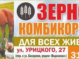 Комбикорма и зерно в Бобруйске