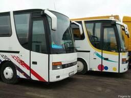 Комфортабельные микроавтобусы и автобусы