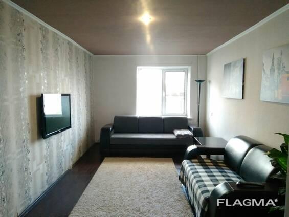 Комфортная 3-комнатная квартира на сутки