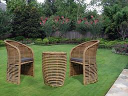 Комплект мебели из композитной ( искусственной ) лозы