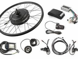 Комплект мотор колесо для велосипеда Eltreco 48V 1