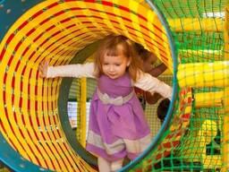 Комплект оборудования для детского игрового центра лабиринт