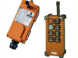 Комплект радиоуправления TOR A24 6D (Telecrane,  380 В)