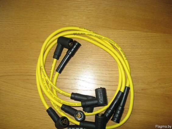 Комплект высоковольтных проводов зажигания для ВАЗ 2101-07;