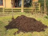 Компост органический, грунт ростительный, торф, навоз - фото 1