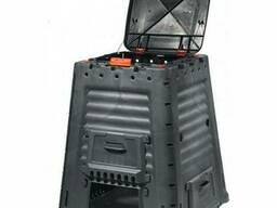Компостер садовый Keter Mega Composter 650L, черный