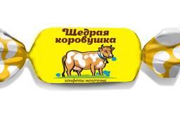 Конфеты «Щедрая коровушка NEW»