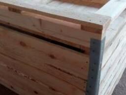 Контейнер деревянный 1200х1000х800 - фото 2