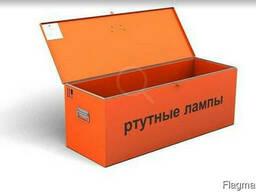 Контейнер для сбора и хранения люминесцентных ламп- КЛМ