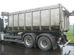 Контейнер для сбора и транспортировки отходов мясопереработк