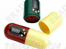 Контейнер для таблеток с таймером Напоминатель