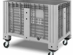 Контейнер iBox 1200х800, пластиковый контейнер БИГ БОКС