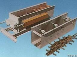 Конвейер скрековый, цепной типа УТ-200, УТ-320