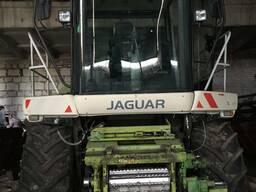 Кормоуборочный комбайн Claas Jaguar 850