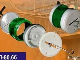 Коробка для подвески светильников. КЛ-80.66