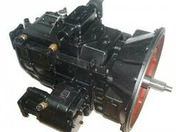 Коробка переключения передач к МАЗ