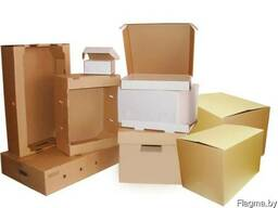 Коробки для переезда 385*285*255