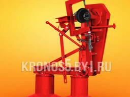 Косилка роторная Wirax 1,35 м на короткой ноге для мини трактора. Бесплатная доставка. .. .