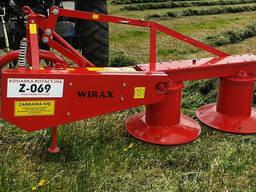 Косилка роторная Wirax 1.35м