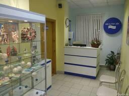 Косметический кабинет с кабинетом маникюра и педикюра