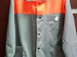 Костюм плащевой (куртка, брюки)