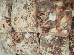 Котлетное мясо говяжье в блоке 10 кг. 5,5 без НДС