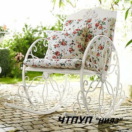 Кованная мебель от производителя в наличии и под заказ