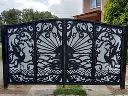 Кованые ворота барановичи