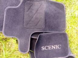Коврики тканевые Renault Scenic 3 купить бу