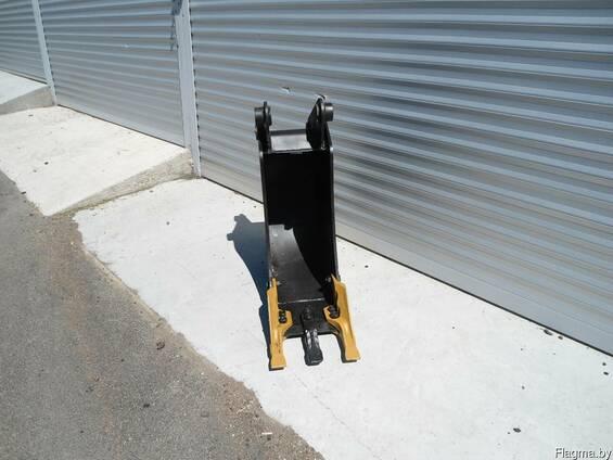 Ковш для экскаватора-погрузчика JCB 3CX, 4CX, 5CX (400мм)