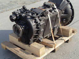 КПП МАЗ 4370 Зубренок ремонт СААЗ 3206