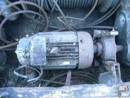 Крановый электродвигатель