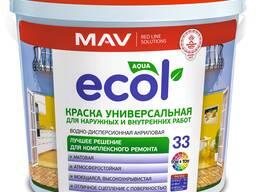 Краска Ecol 33 универсальная