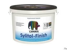 Краска фасадная силикатная Caparol Sylitol-Finish