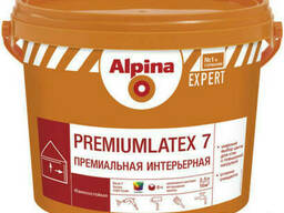 Краска интерьерная латексная Alpina Expert Premiumlatex 7