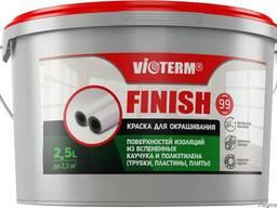Краска-покрытие для защиты VIoterm Finish