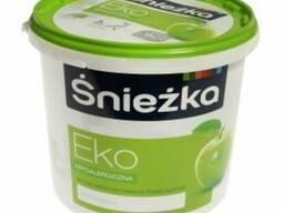 Краска Снежка (Sniezka) водно-дисперсионная 1-10 литров
