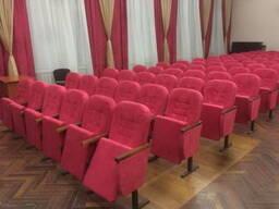 Кресла для актового, зрительного зала. Производство РБ