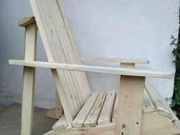 Кресло садовое - фото 3