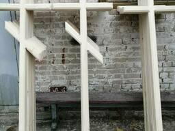 Крест деревянный. Гродно.