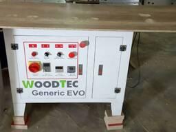 Криволинейный кромкооблицовочный станок WoodTec Generic EVO