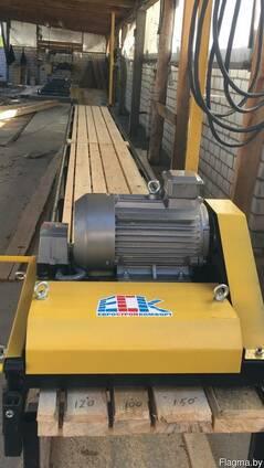 Кромкообрезной многопильный станок 7.5 кВт-11 кВт